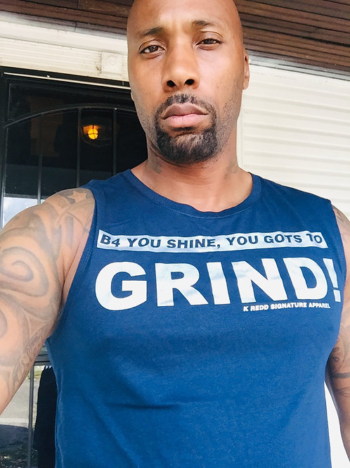 Grind Muscle Shirt