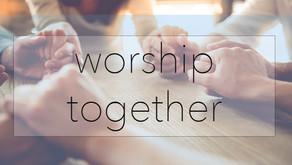 Worship Together.