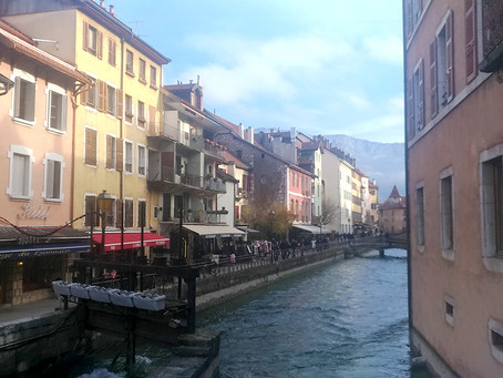 アルプスのヴェネツィアに行ってきました
