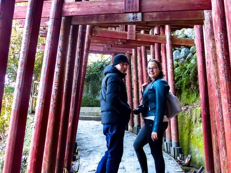 初詣は佐賀県の素敵な場所で…
