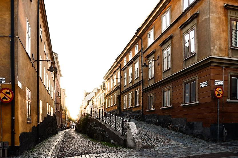 Stockholm Alleys