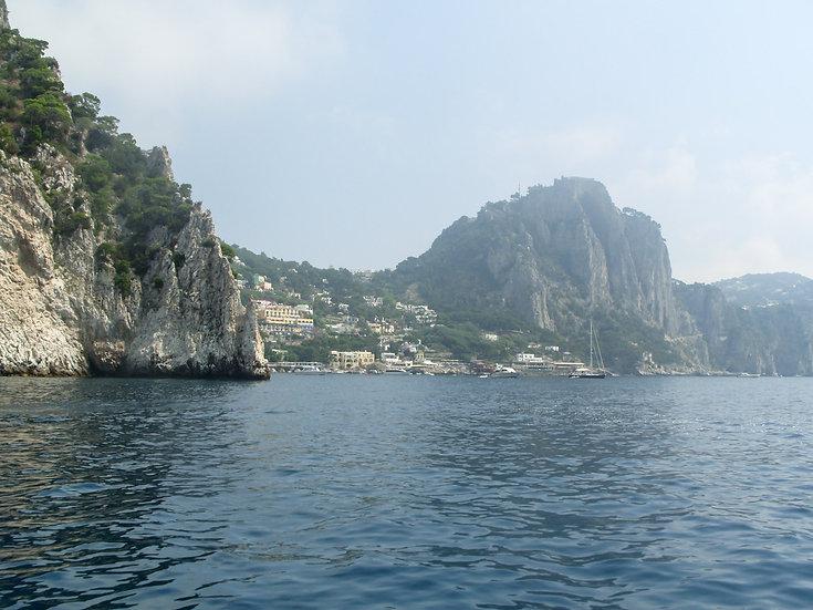 Edge of Capri