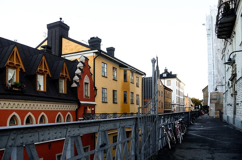 Stockholm Walkways