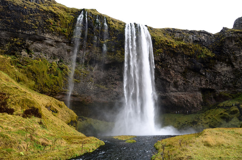 Thunderous Waterfall