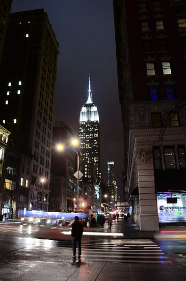 Empire by Night