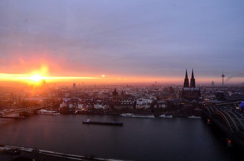 German Skyline