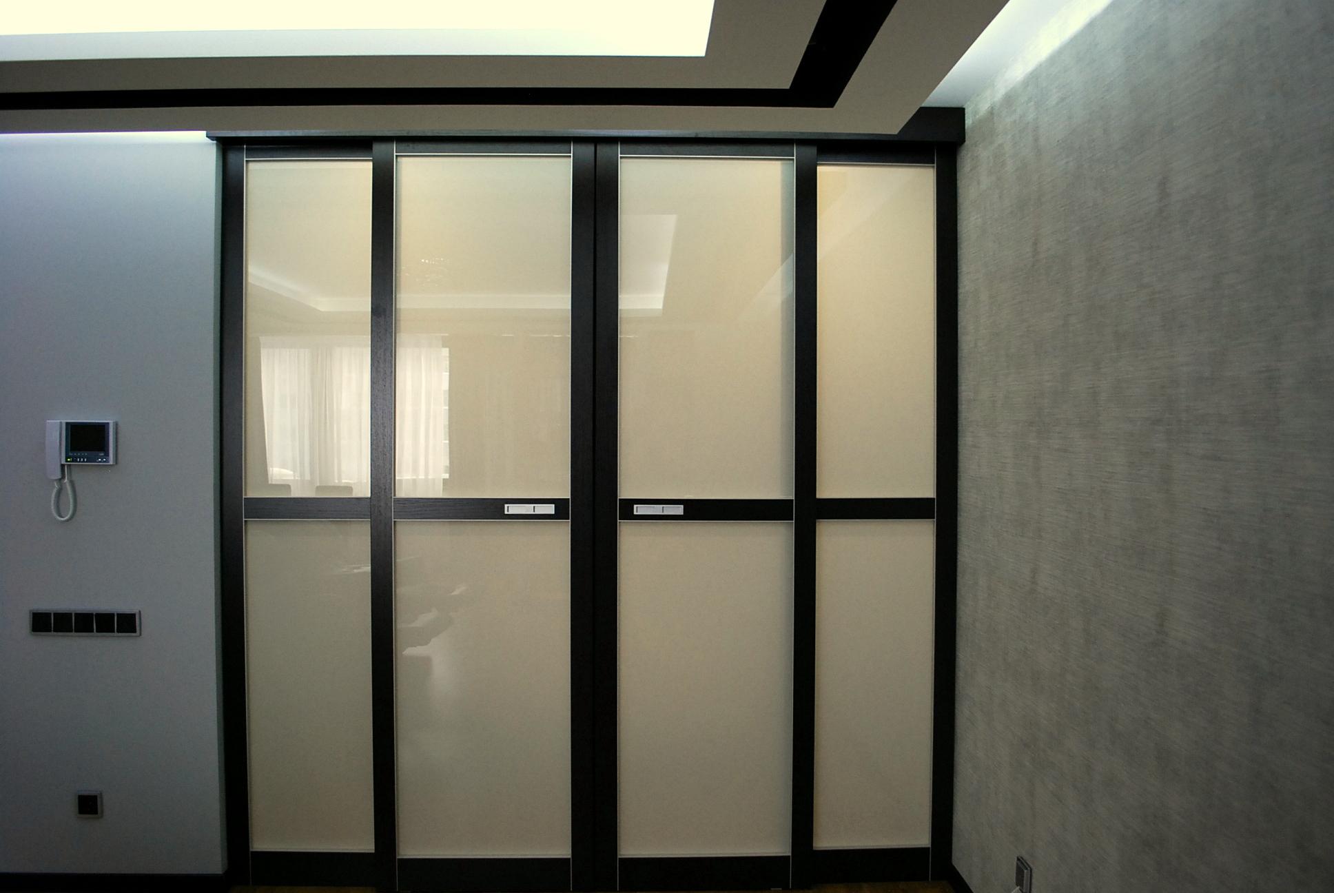 двери перегородки
