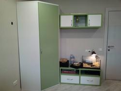 шкаф и полки