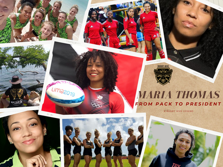 Maria Thomas: From Pack to President