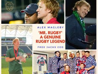 Alex Magleby, Free Jacks CEO