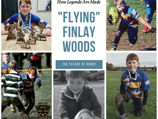 """""""FlyingFin"""" Woods. Remember that Name. You'll Be Hearing it Again"""