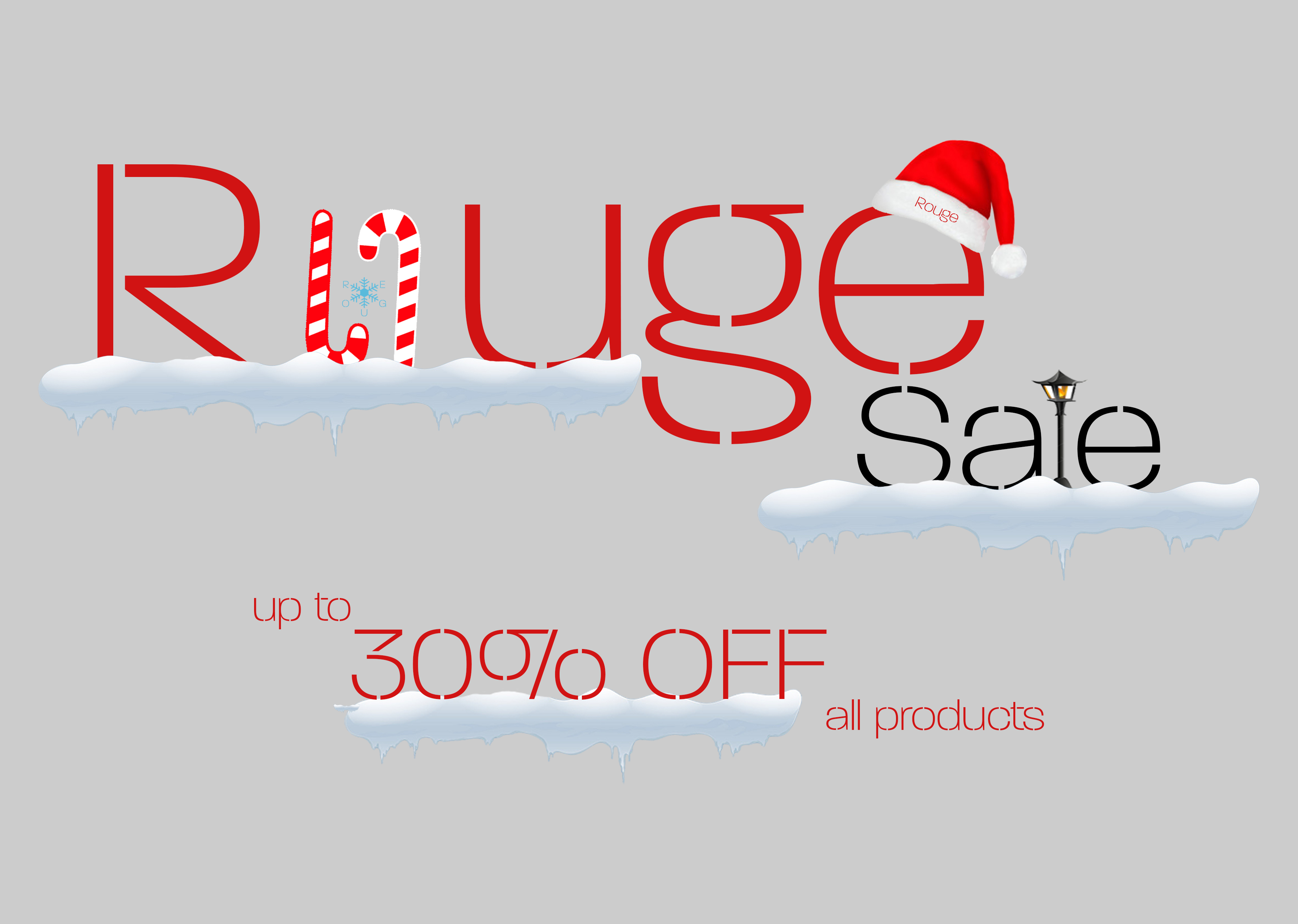 Rouge Sale logo