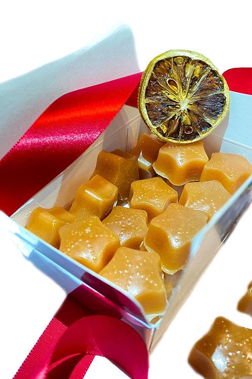 20 Christmas Woodland Wax Melts
