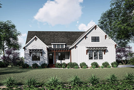 Rose Cottage Rendering