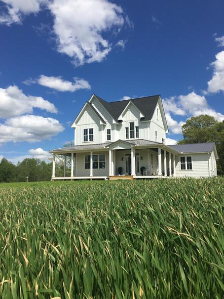 Willow farmhouse