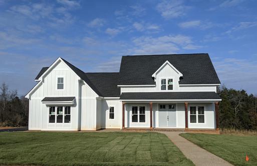 Custom Home by Krickovic & Ziegler