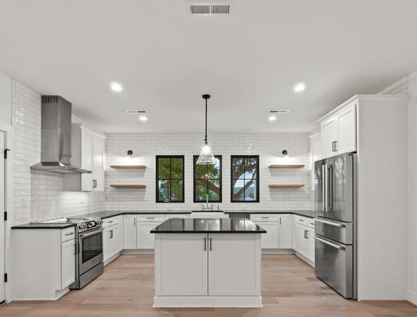 Rose Cottage kitchen