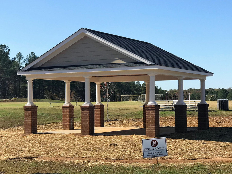 Picnic Shelter - Leakes Mill Park