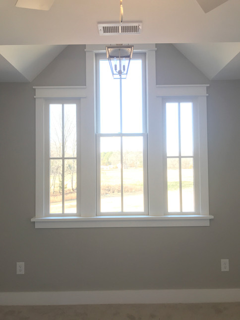 2nd floor window well