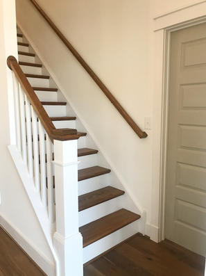 Magnolia Cottage stairs