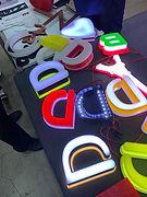3D plexi signs