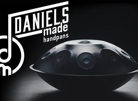 Handpan Maker Spotlight: Daniels Made Handpans