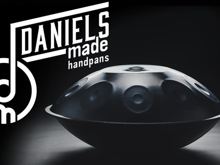 Handpan Maker Spotlight: Daniels Made Handpans