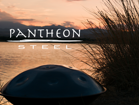 Handpan Maker Spotlight: Pantheon Steel