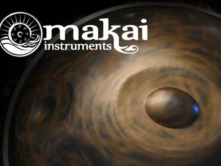 Handpan Maker Spotlight: Makai Instruments