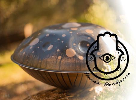 Handpan Maker Spotlight: Hamsa Handpans