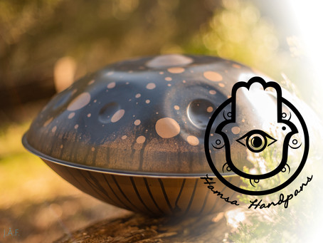 Handpan Maker Spotlight: Hamsa Handpans