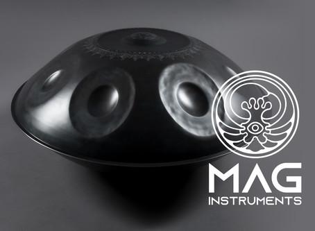 Handpan Maker Spotlight: MAG Instruments