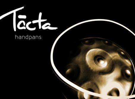 Handpan Maker Spotlight: Tacta Handpans
