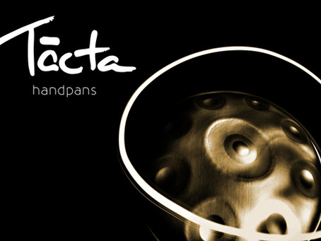 Handpan Maker Spotlight: Tacta Handpans