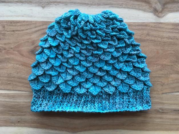 Dragon Scale Hat