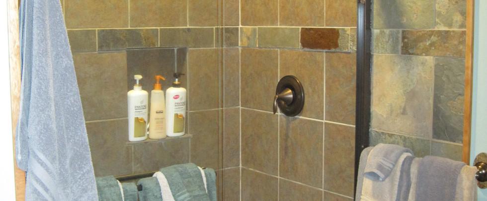 Dual Head Shower