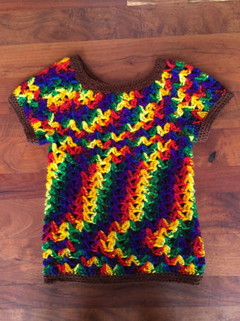 Sleveless Sweater