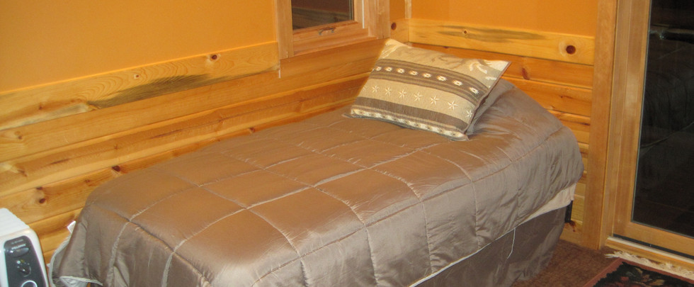 Twin bed #2