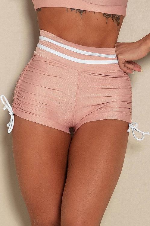 Shorts HIPKINI RECOVERY rosa