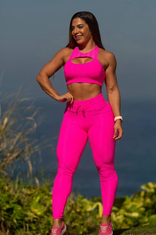 Completo QUICAS BRASIL Push Up BROCADO pink