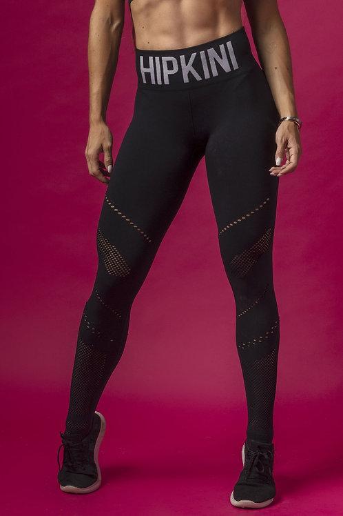 Legging HIPKINI GRL Fitness SEAMLESS preto
