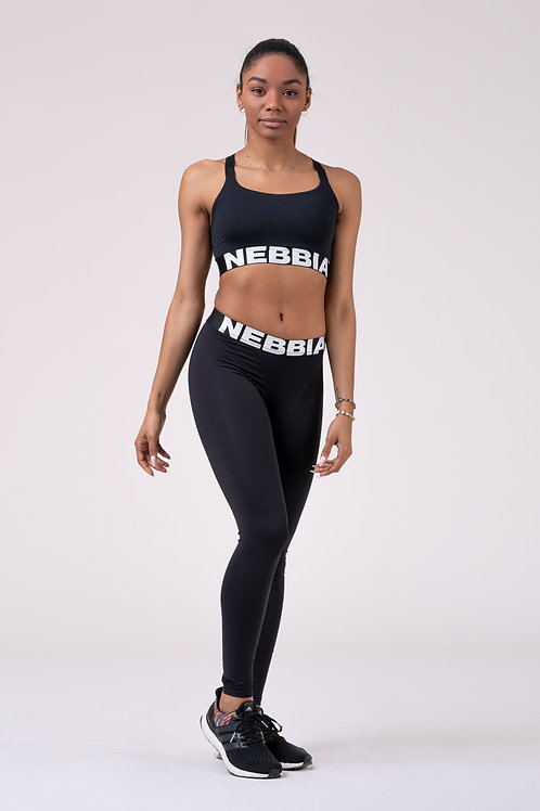 Legging Nebbia 528 Squad Heroe Scrunch butt black