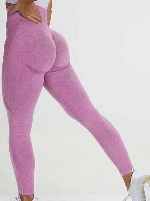 Legging Fitfordivas SEAMLESS   pink