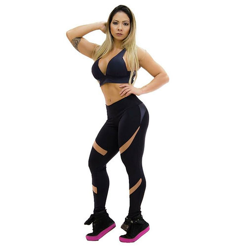 Legging ZNG DEEP BLACK