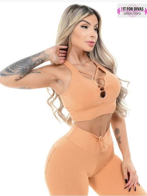 Completo BRAZIL Push Up NORUEGA nude orange