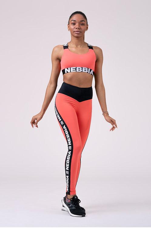 Legging Nebbia 531 Power Your Heroe Peach