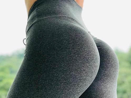 Legging MOVING PUSH UP basic grey