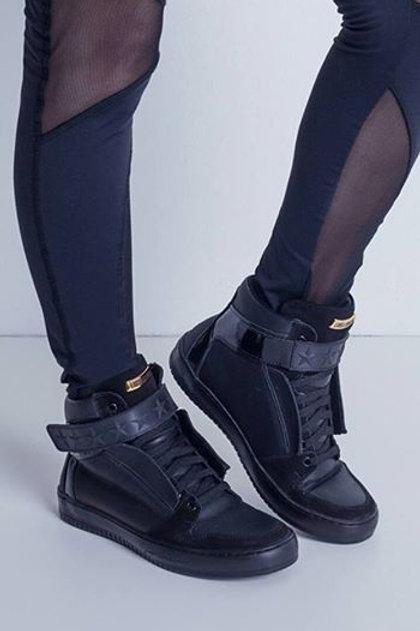 Sneakers Labellamafia nere