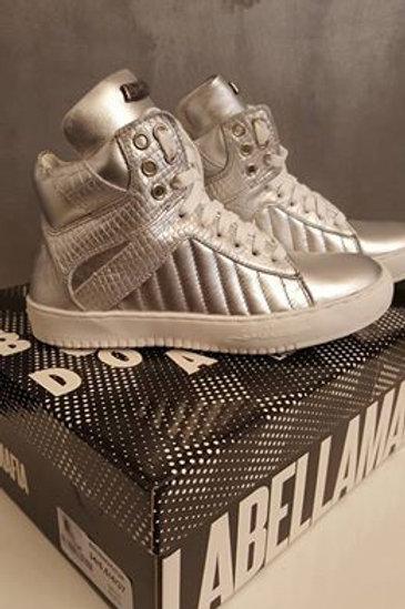 Sneakers Labellamafia Silver