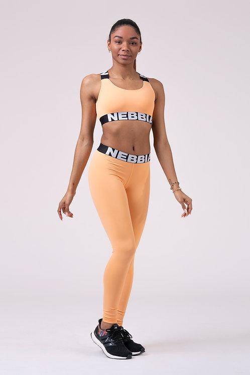 Legging Nebbia 528 Squad Heroe Scrunch butt Apricot